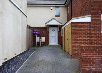 Thumbnail 2 bed semi-detached house for sale in Hewitts Road, Shirley, Southampton