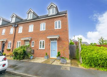 Thumbnail 3 bed end terrace house for sale in Bramley Road, Long Eaton, Nottingham