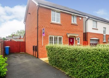 Thumbnail 3 bed detached house for sale in Oak Close, Chadderton, Oldham