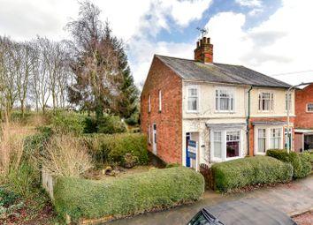 Thumbnail 3 bed semi-detached house for sale in Victoria Avenue, Market Harborough