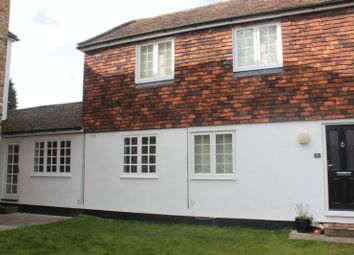 Thumbnail 2 bed flat to rent in Bridge Road, Chertsey