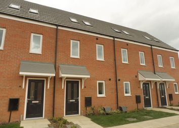 Thumbnail 3 bed property to rent in Linus Grove, South Stanground, Peterborough