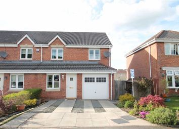 Thumbnail 5 bedroom town house for sale in Glenheath Drive, Coatbridge, Lanarkshire