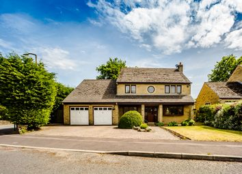 Thumbnail 4 bed detached house for sale in Southedge Close, Hipperholme, Halifax