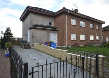 Thumbnail 3 bedroom flat for sale in Zena Crescent, Barmulloch