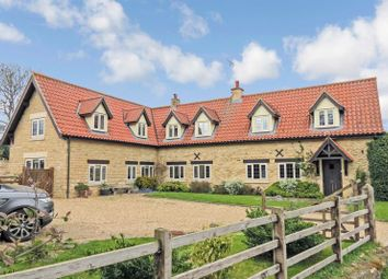 Thumbnail 5 bed detached house for sale in Bulby, Bourne