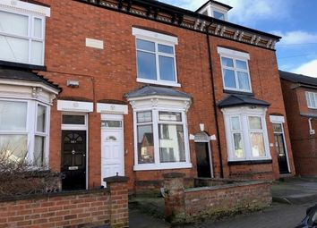 Thumbnail 4 bed terraced house to rent in Duncan Road, Leicester