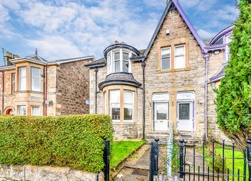 Thumbnail 3 bed detached house for sale in Craigendoran Avenue, Helensburgh