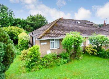 Thumbnail 2 bed semi-detached bungalow for sale in Warrington Road, Paddock Wood, Tonbridge, Kent