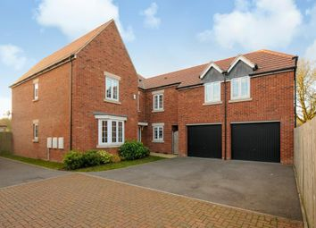 Thumbnail 5 bed detached house for sale in Spa Street, Chilton