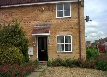 Thumbnail 2 bedroom property to rent in Meadenvale, Parnwell, Peterborough