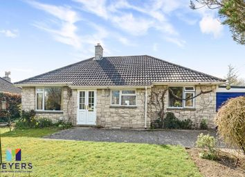 Thumbnail 4 bed detached bungalow for sale in Bradford Peverell, Dorchester