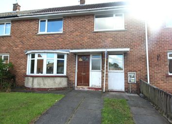 Thumbnail 3 bed terraced house for sale in Hawthorn Road, Spennymoor