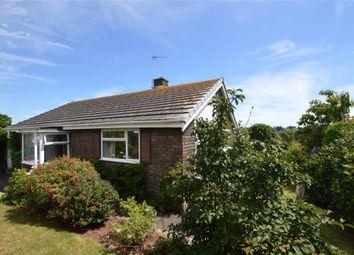 Thumbnail 2 bedroom detached bungalow for sale in Brixington Drive, Exmouth, Devon