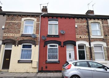Thumbnail 2 bed terraced house for sale in Park Lane, Middlesbrough