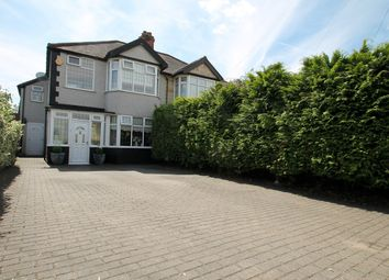 Thumbnail 4 bed property for sale in Chase Cross Road, Romford