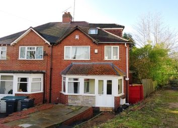 Thumbnail 4 bed semi-detached house to rent in Woodleigh Avenue, Birmingham