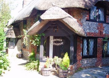 Thumbnail 5 bed cottage for sale in Anmore Lane, Waterlooville