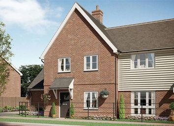 Thumbnail 3 bed property for sale in Juniper Park, Off Bramley Road, Berryfields, Aylesbury