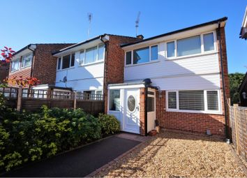 Thumbnail 3 bed end terrace house for sale in The Gallop, Yateley