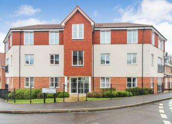 Thumbnail 2 bedroom flat for sale in Harrier Road, Bishops Green, Newbury