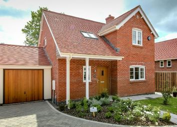 Thumbnail 3 bed detached house for sale in Lime Tree Gardens, Walwyn Road, Colwall