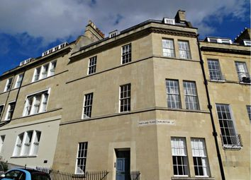 Thumbnail 1 bed flat to rent in Portland Place, Central Bath, Bath