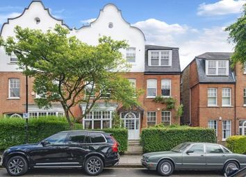 Thumbnail 4 bed flat for sale in Kidderpore Gardens, Hampstead, London