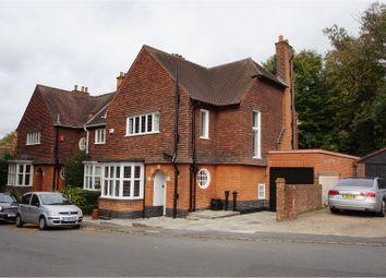 Thumbnail 4 bed terraced house for sale in Lubbock Road, Chislehurst