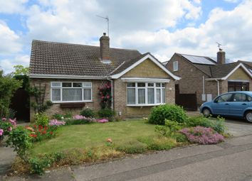 Thumbnail 3 bed detached bungalow for sale in Ladybower Way, Peterborough