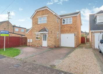 Thumbnail 4 bed detached house for sale in Bassenhally Road, Whittlesey, Peterborough