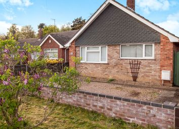 Thumbnail 2 bed detached bungalow for sale in Lilian Close, Hellesdon, Norwich