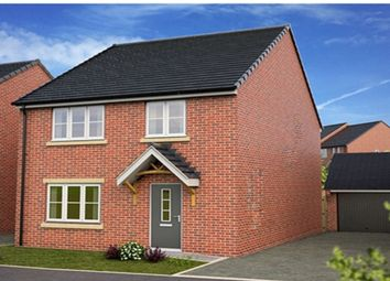 Thumbnail 3 bed detached house for sale in Kings Court, Wombwell, Barnsley