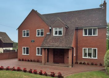 Thumbnail 4 bed detached house for sale in Colchester Road, Great Totham, Maldon