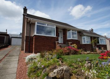 Thumbnail 2 bed semi-detached bungalow for sale in Drumlin Drive, Milngavie