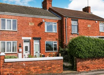 3 bed terraced house for sale in Queens Road, Hodthorpe, Worksop S80