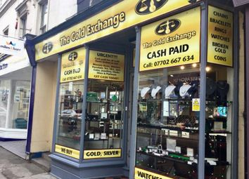 Thumbnail Retail premises for sale in High Street, Herne Bay