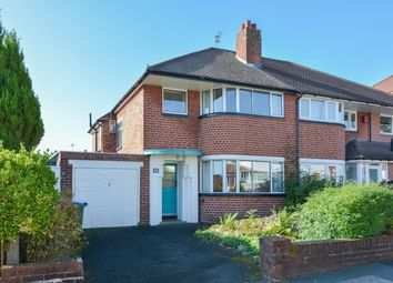 Thumbnail 3 bed semi-detached house for sale in Warley Croft, Oldbury