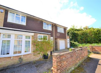Thumbnail 4 bed semi-detached house for sale in Leacroft Close, West Drayton