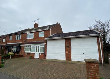 Thumbnail 3 bed semi-detached house to rent in The Old School, The Green, Ormesby, Great Yarmouth