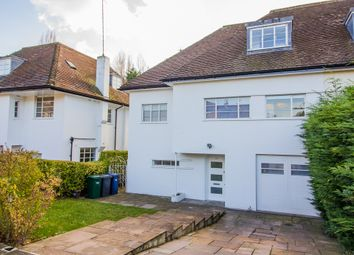 Thumbnail 5 bedroom semi-detached house to rent in Vivian Way, East Finchley, London