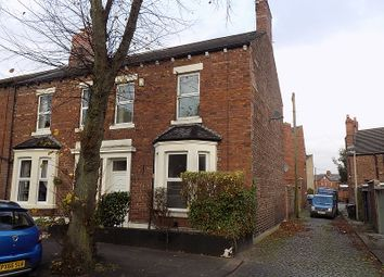 Thumbnail 4 bed end terrace house to rent in Hart Street, Carlisle