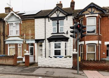 Thumbnail 3 bed terraced house to rent in Sheppey Court, Halfway Road, Minster On Sea, Sheerness