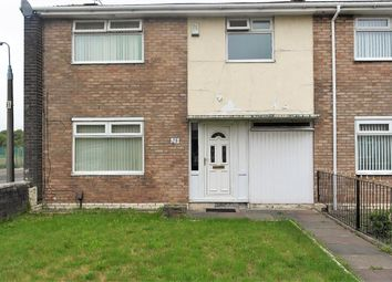Thumbnail 3 bed terraced house to rent in Stonedale Crescent, Norris Green, Liverpool