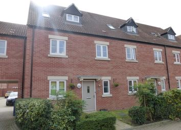 Thumbnail 4 bed semi-detached house for sale in Marlstone Drive, Churchdown, Gloucester