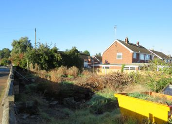 Thumbnail Land for sale in Tylecote Crescent, Great Haywood, Stafford