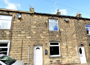 Thumbnail 2 bed terraced house for sale in Hargreaves Street, Cross Hills, Keighley