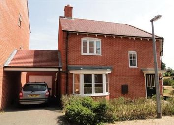 Thumbnail 3 bed property to rent in Valentinus Crescent, Colchester