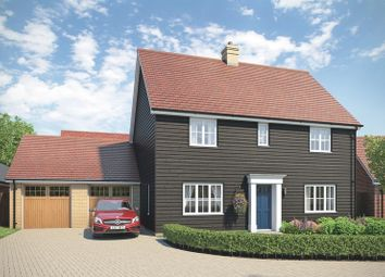 Thumbnail 4 bed detached house for sale in The Woodlark, Beaulieu, Regiment Gate, Essex Regiment Way, Chelsmford Essex