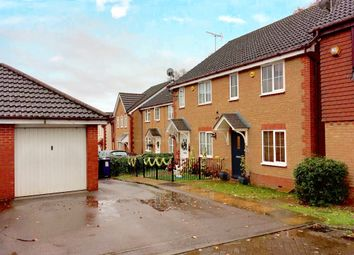 Thumbnail 3 bed semi-detached house for sale in Ullswater Close, Stevenage